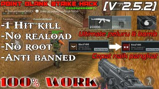 Hack/cheat Point Blank Strike no root (EASY to WIN) work 100% anti banned