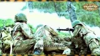 Pakistan Army New Song 2012 (cheetah sipahi) By Aitzaz Haider