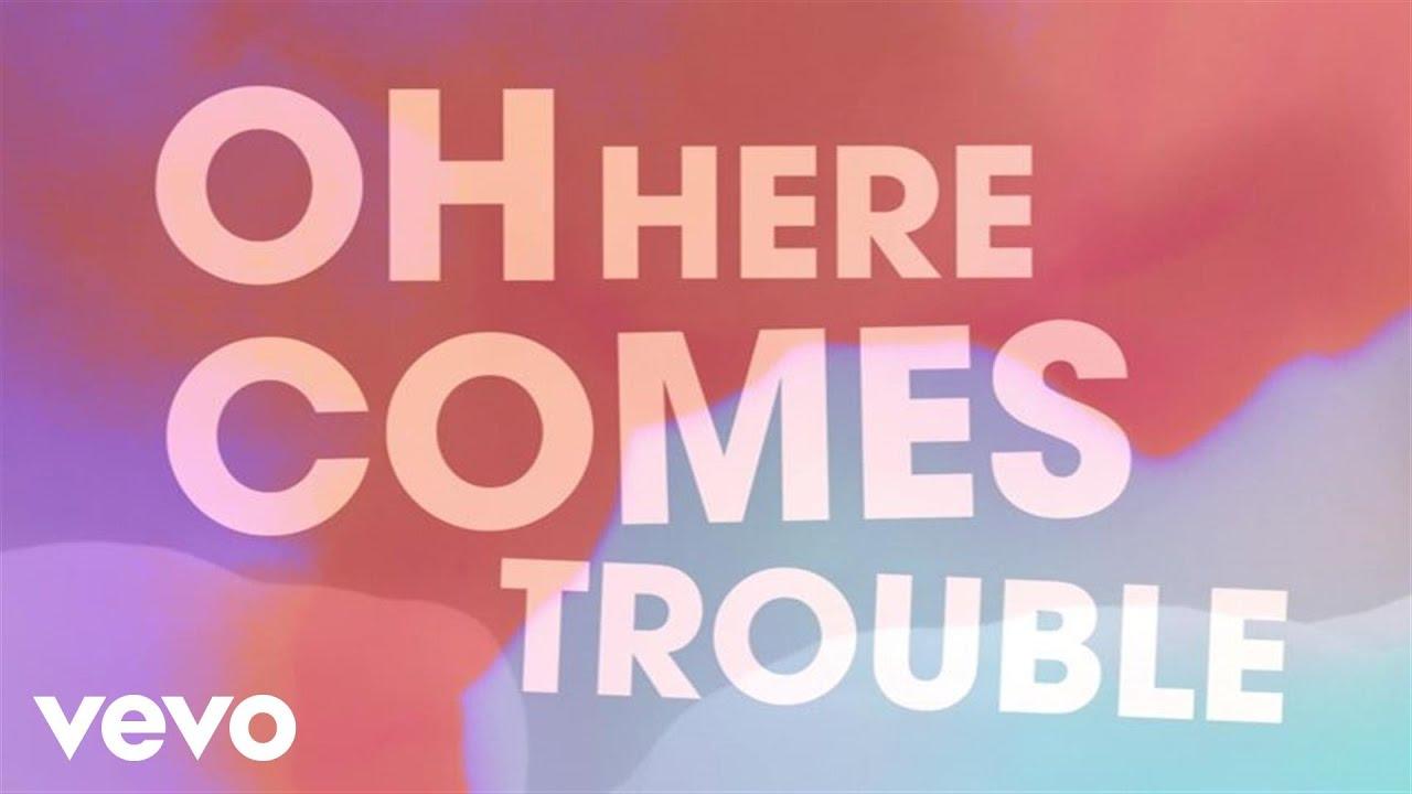 TV On The Radio - Trouble (Lyric Video)