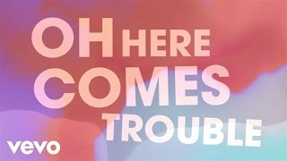 TV On The Radio - Trouble (Lyric Video)