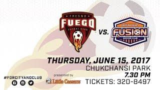 Fresno Fuego vs Ventura County Fusion full match