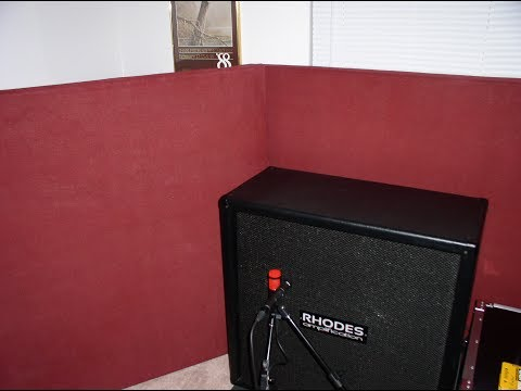 How to mic guitar cabs