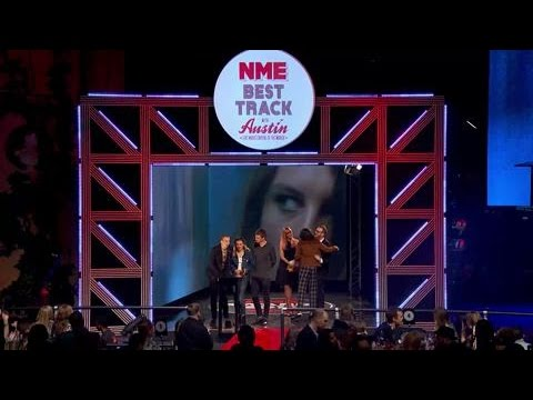 NME AWARDS 2016 - BEST TRACK