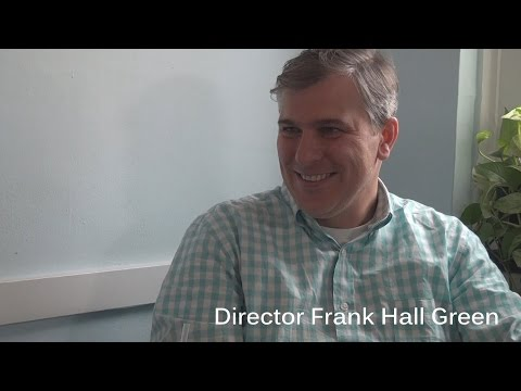 WILDLIKE director Frank Hall Green