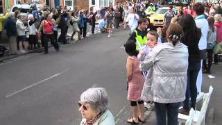 Olympic Torch in Winchester Thumbnail