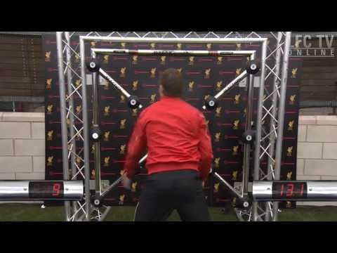 Lucas takes the Batak Challenge