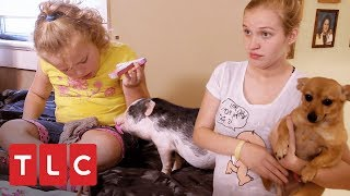 Honey Boo Boo prepara sorpresa para baby shower | ¡Llegó Honey Boo Boo! | TLC Latinoamérica