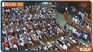 PM Modi Elected As Leader Of NDA, Amit Shah Thanks The Parliamentary Board For Accepting Proposal