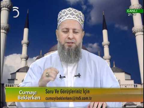 Mustafa Özşimşekler Hoca- Şaban Ayının Fazileti.