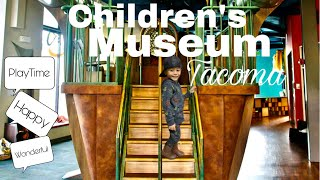Tacoma Children's' Museum | Come and play at Children's Museum