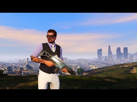 Heavy Pistol & Special Carbine | GTA 5 Online The Business Update Weapon Showcase