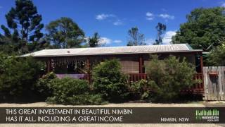 Nimbin Crystal Tourist Park Business for Sale - Nimbin, NSW