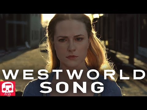 """WESTWORLD SONG by JT Music (feat. Andrea Storm Kaden) - """"I Wonder"""""""