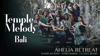 Temple Melody @Bali - Haza Choreography - Clozee Remix - Tribal Fusion Bellydance