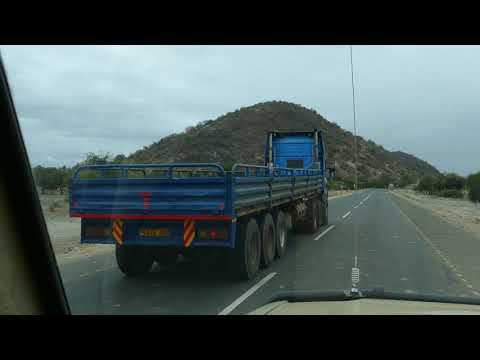Driving toward Lake Manyara, Tanzania, 2017-09-09
