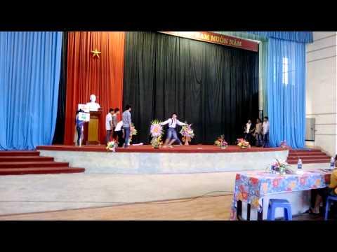 hài kịch 10a1 THPT Việt Trì -k51