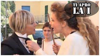 Eleonora Brigliadrori apre la i