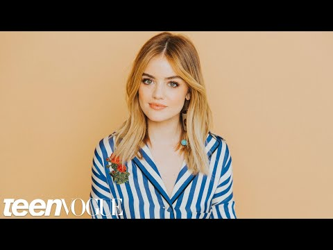 Lucy Hale Plays Two Truths and a Pretty Little Lie | Teen Vogue