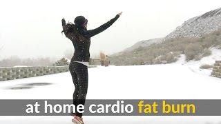 Winter Wonderland Cardio Fat Burning Workout