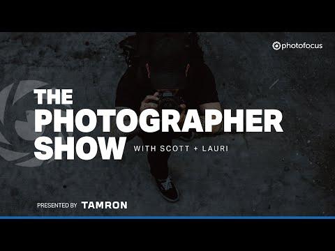 The Photographer Show, episode 13: Sandra Jordan