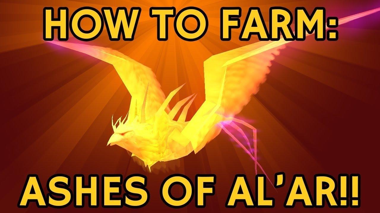 Ashes Of Al Ar Location