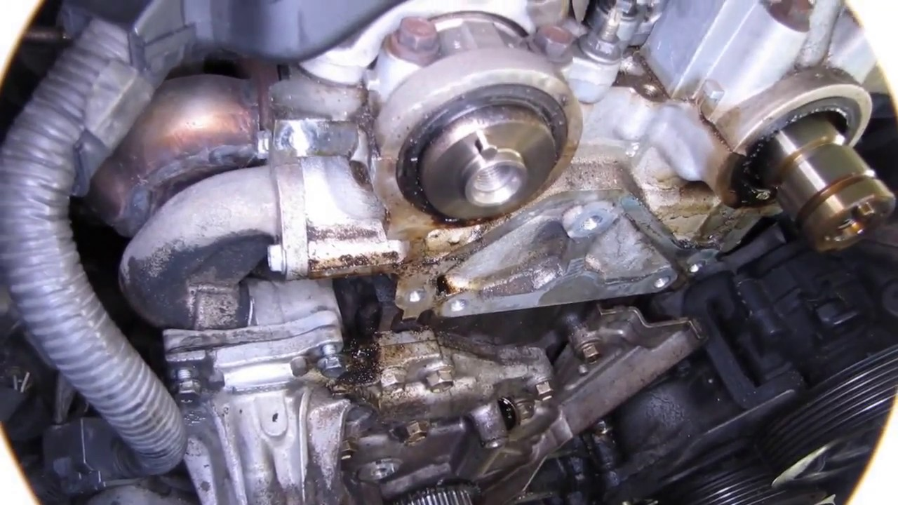02 Lexus Is300 Full Timing Belt Kit With Seals Replacement