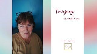 Témoignage de Christelle Varin sur mes shootings photos