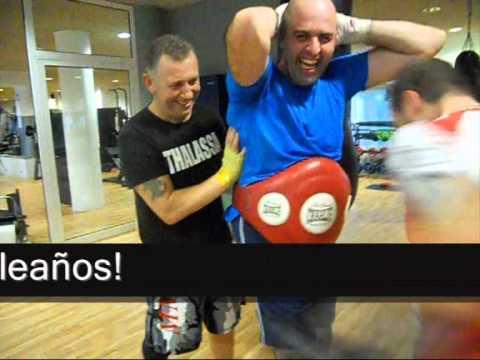 thalassa sport box-fit defensa personal