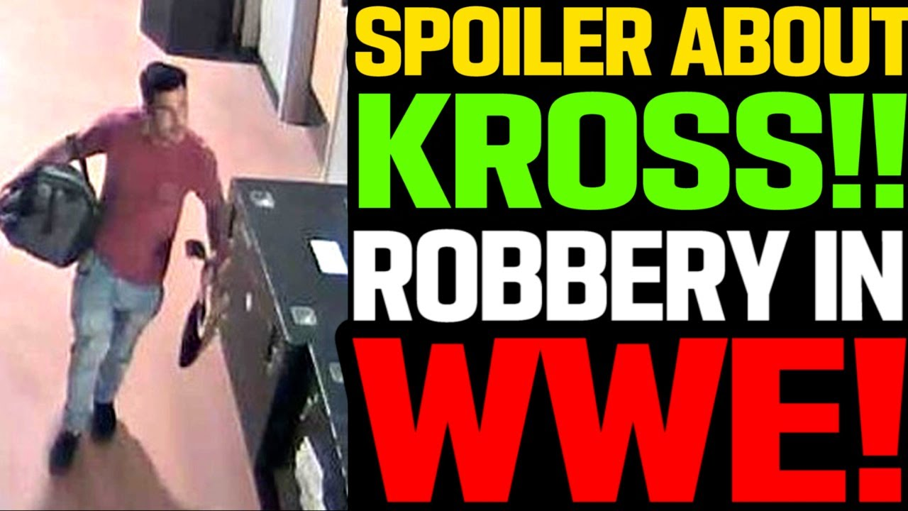 WWE News! Robbery In WWE! Becky Lynch New Look! WWE TV Partners Upset! Karrion Kross Plans! AEW News