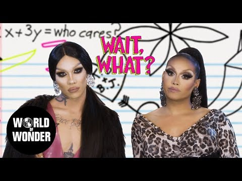 WAIT, WHAT? Astronomy with Kimora Blac and Mariah Balenciaga