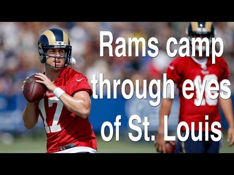 Rams training camp from a St Louis perspective