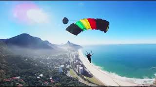 Amazing Wingsuit Flight VR (360° Video!)