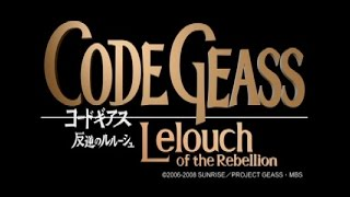 Repeat youtube video Code Geass All Openings Full Version (1-5)