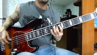 Mountain Dance - Dave Grusin ( Bass Guitar Cover )