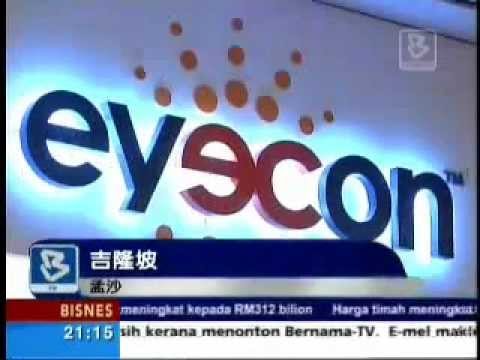 Bernama TV - Media Launch TD Tom Davies by Eyecon - Chinese