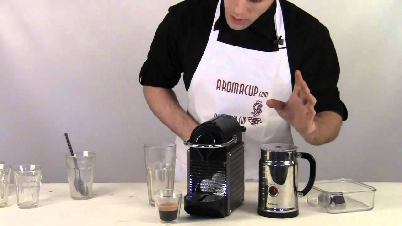 Nespresso cappuccino recipe