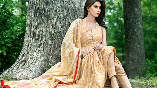 Gul Ahmed Three Piece Cambric Collection 2016