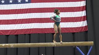 Simone Biles - Balance Beam - 2019 U.S. Gymnastics Championships - Senior Women Day 1