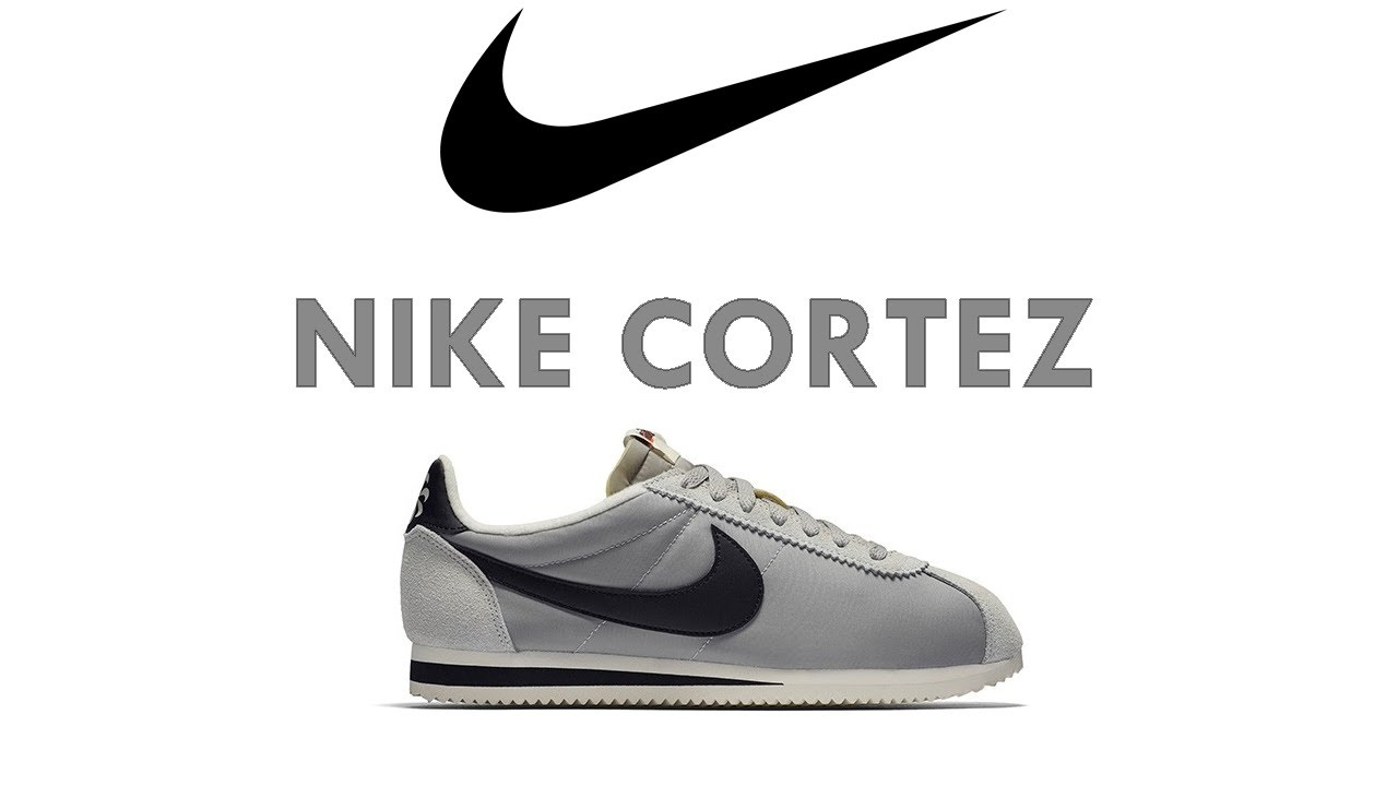163ff87502a NIKE CORTEZ - UNBOXING (PT) - YouTube