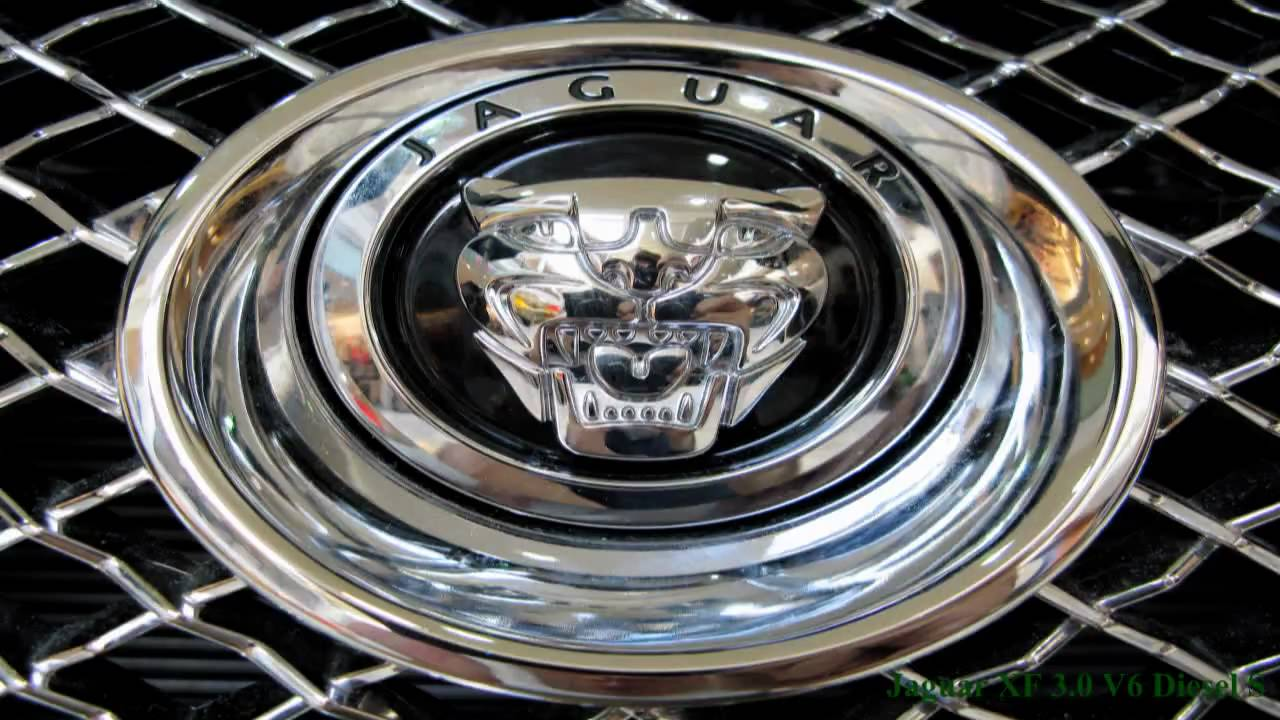 Jaguar Xf Diesel S Acceleration Youtube