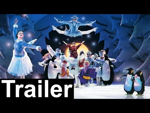 The Birmingham Repertory Theatre - The Snowman 2016 - Trailer (The Peacock)
