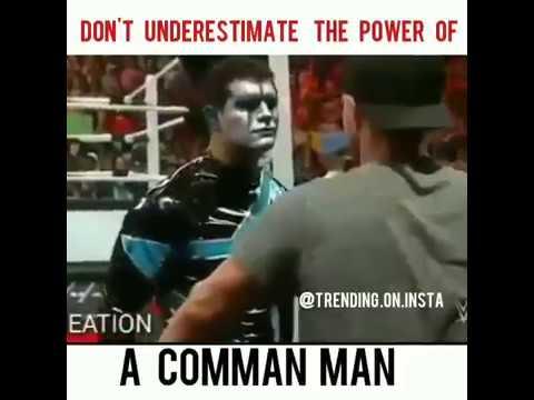 Power of common man || WhatsApp status