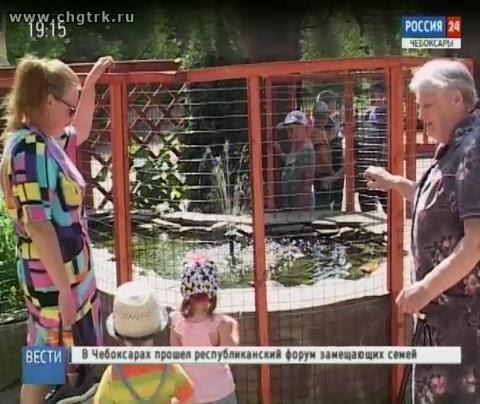 Лакреевский парк готовит развлекательные программы для горожан