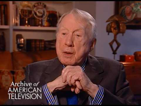 Executive Frank Stanton on the McCarthy era - TelevisionAcademy.com/Interviews