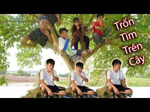 Hưng Troll | Thử Thách Chơi Trốn Tìm Trên Cây Thắng Nhận 5 Triệu