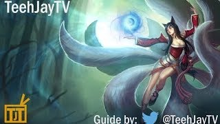 How to team fight as Ahri in League of Legends