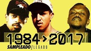 Evolução do Hip-Hop no Brasil [1984 - 2017]