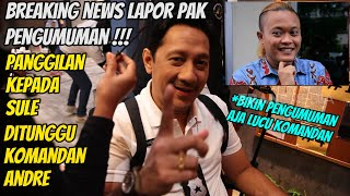 BREAKING NEWS LAPOR PAK