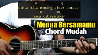 Kunci Gitar MENUA BERSAMAMU - Tri Suaka | By GE Mahendra