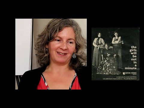 NEW - Rebecca Burton Talkie 3 of 6: Feminist Theatre